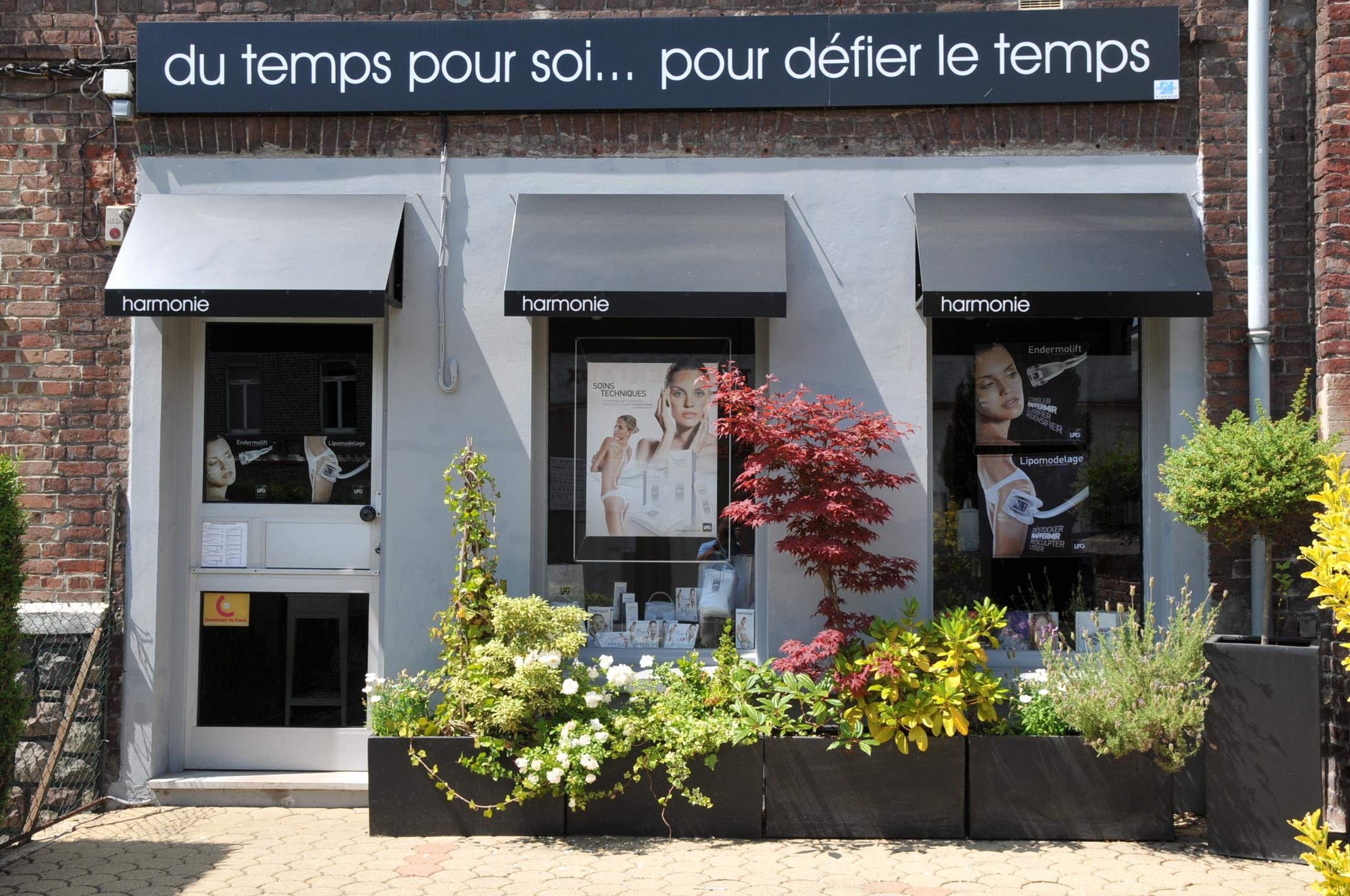 façade institut harmonie à Flers Bourg